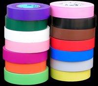 7-mil Colored Electrical Tape