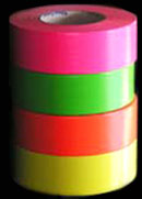 Fluorescent Neon Duct Tape