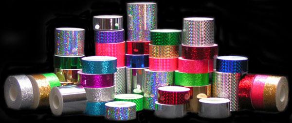 identi tape decorative metallic tape