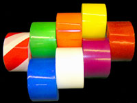 300-ft Rolls of Barricade Tape (length discontinued)