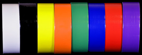 2-inch Colored Duct Tape