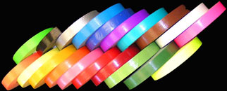 1-inch Colored Duct Tape