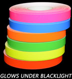 Fluorescent Slick-gloss