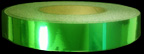 Fluorescent Green Mirror Tape