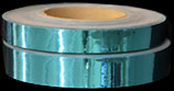 Teal Mirror Tape