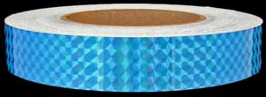 Blue Ice Prismatic Tape