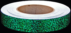 Emerald Green Sequins Tape