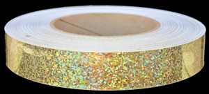 Gold Sequins Tape