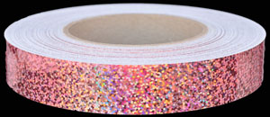 Pink Sequins Tape