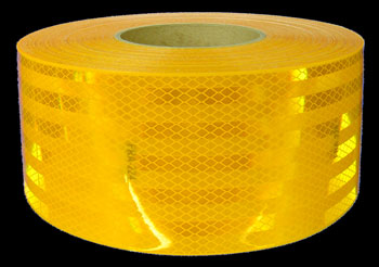 FRA Railcar Reflective Tape