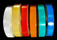 Hi-Intensity Reflective Tape (1-in x 50-yd)